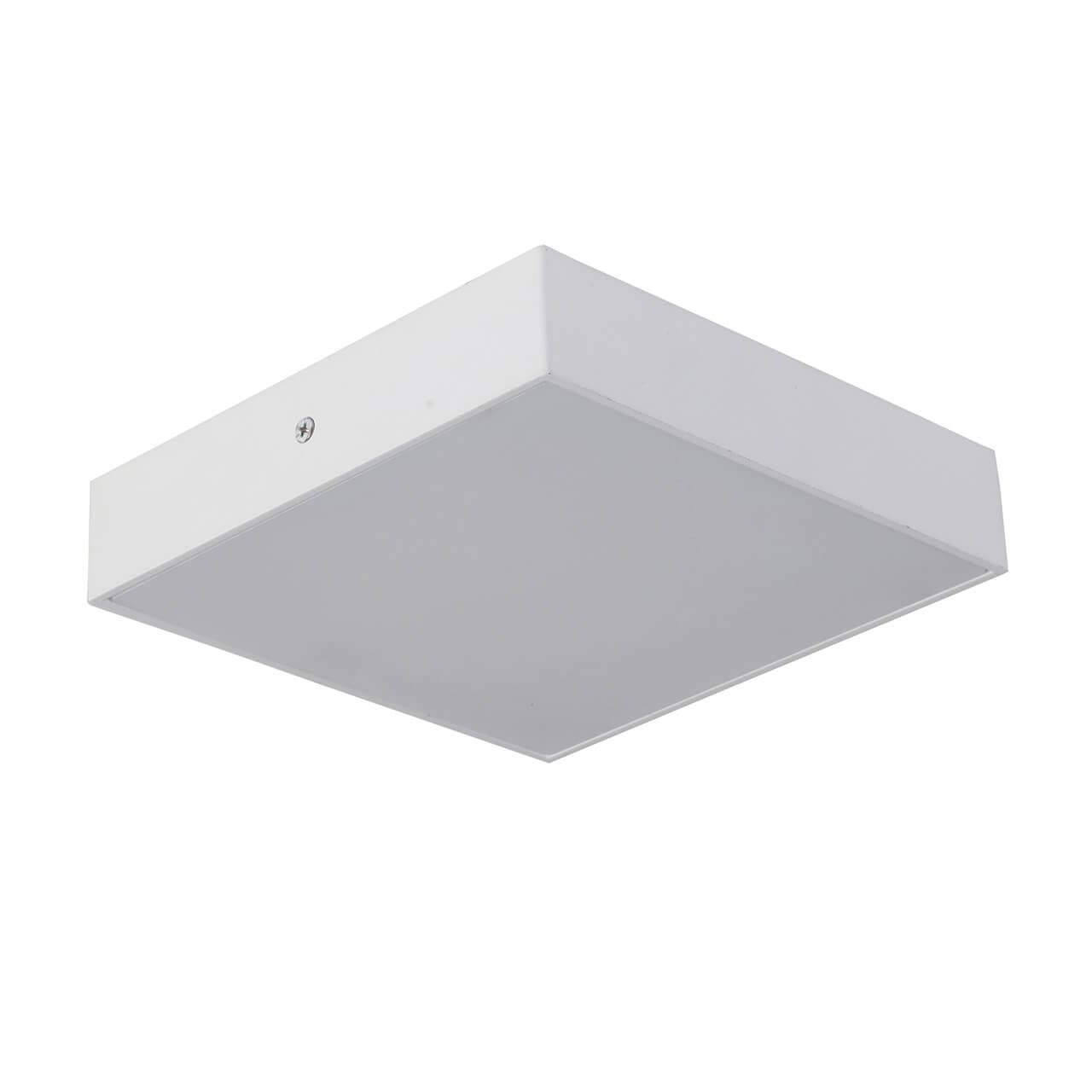 Потолочный светодиодный светильник Favourite Flashled 2066-24C потолочный светильник favourite flashled 1349 24c