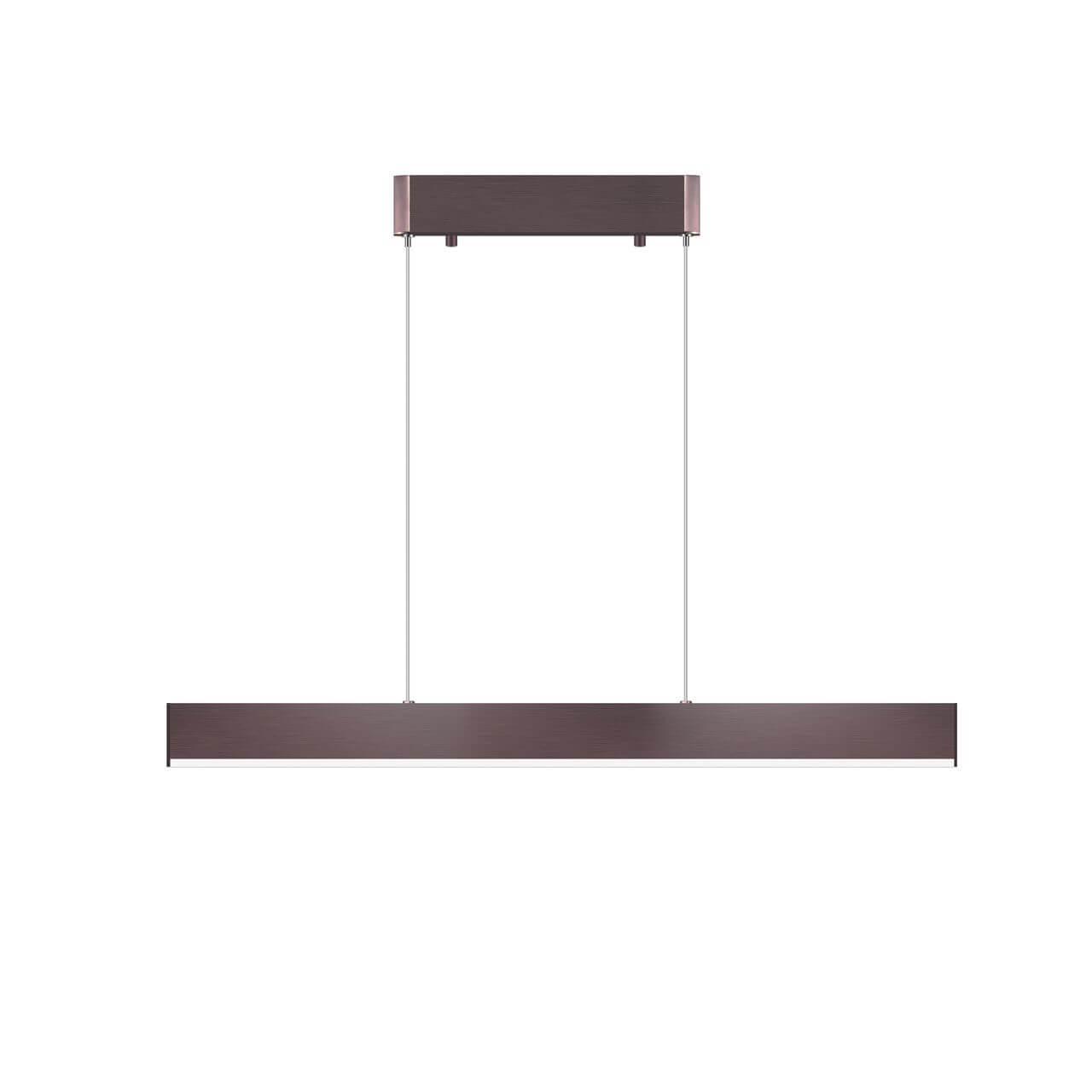 Подвесной светодиодный светильник Favourite Officium 2118-1P цена 2017