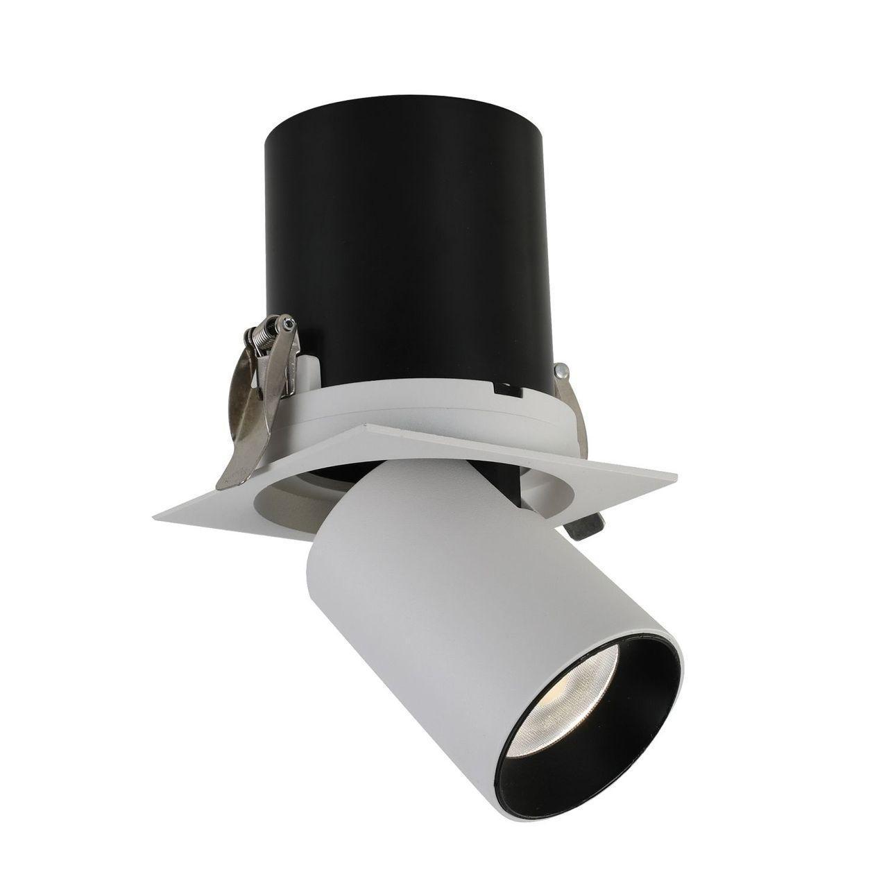 Встраиваемый светодиодный светильник Favourite Finis 2226-1U ласты finis fishtail fins