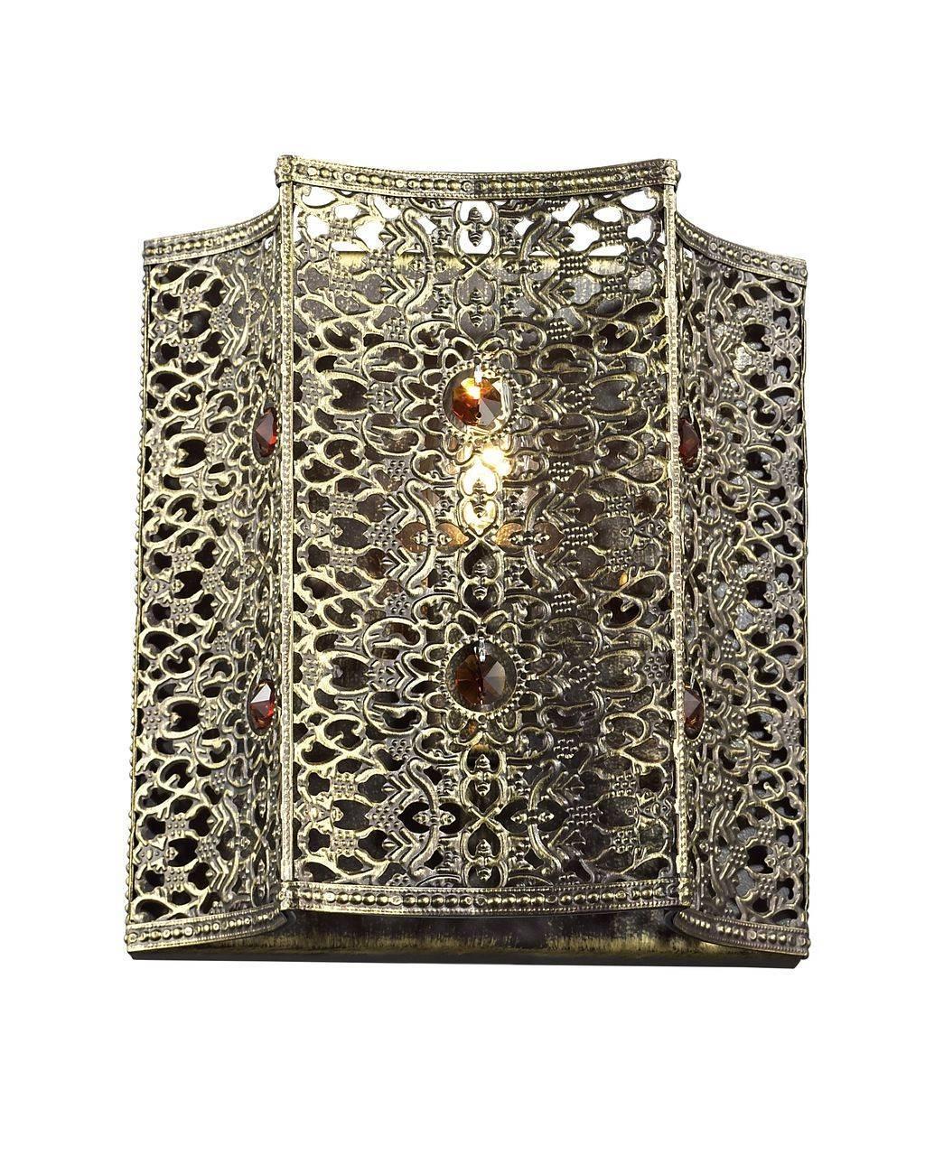 Настенный светильник Favourite Bazar 1624-1W светильник favourite bazar 1625 1w