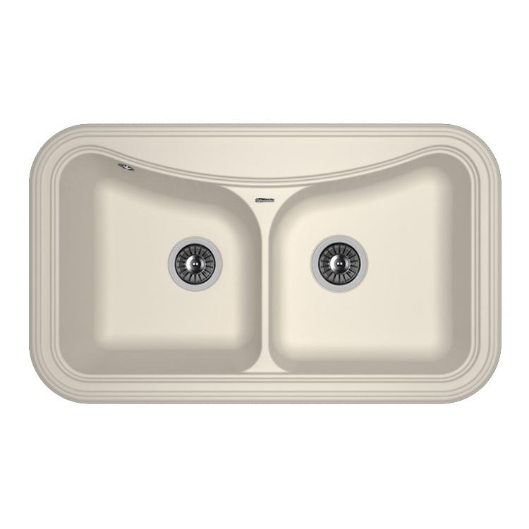 Кухонная мойка Florentina Крит-860 жасмин цена