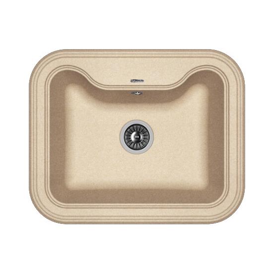 Кухонная мойка Florentina Крит-630 песочный цена