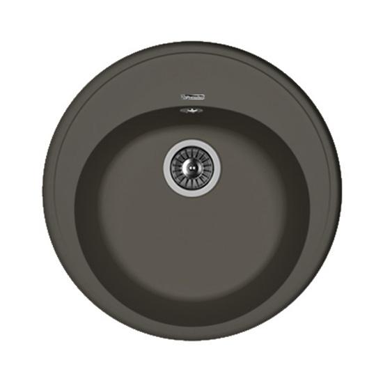 Кухонная мойка Florentina Лотос-510 антрацит