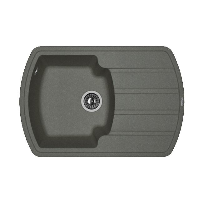 Кухонная мойка Florentina Нире-760 черный кухонный смеситель zigmund amp shtain zs 0500 каменная соль