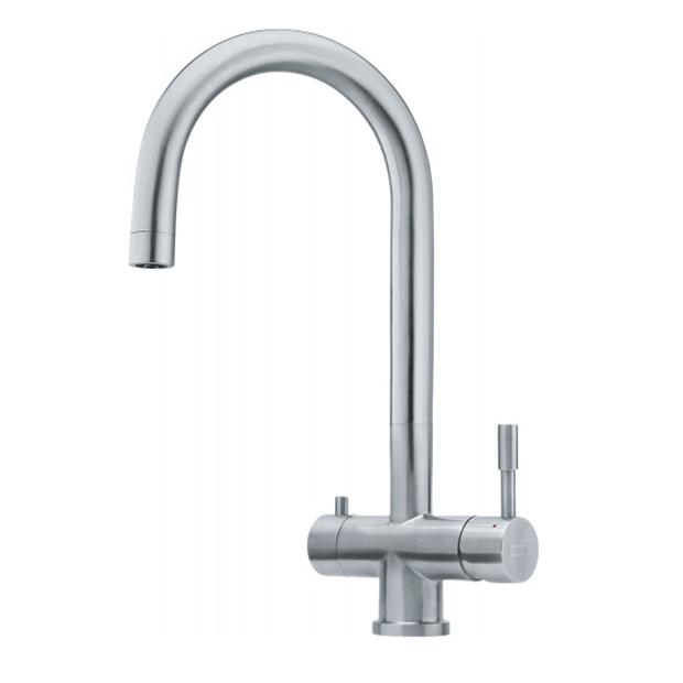 Смеситель Franke Eos Clear Water 120.0179.979 для кухни смеситель для кухни franke atlas нержавеющая сталь 115 0083 834