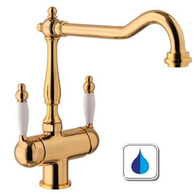 Смеситель Franke Byblos 115.0370.685 для кухни смеситель для кухни под фильтр franke old england clear water золото 115 0370 685