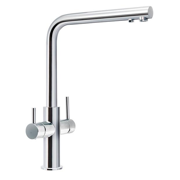 Смеситель Franke Neptune clear water 115.0370.689 для кухни смеситель franke neptune style бежевый