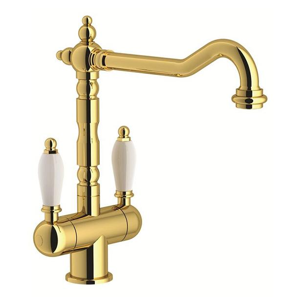 Смеситель Franke Old-England 115.0315.598 для кухни смеситель для кухни под фильтр franke old england clear water золото 115 0370 685