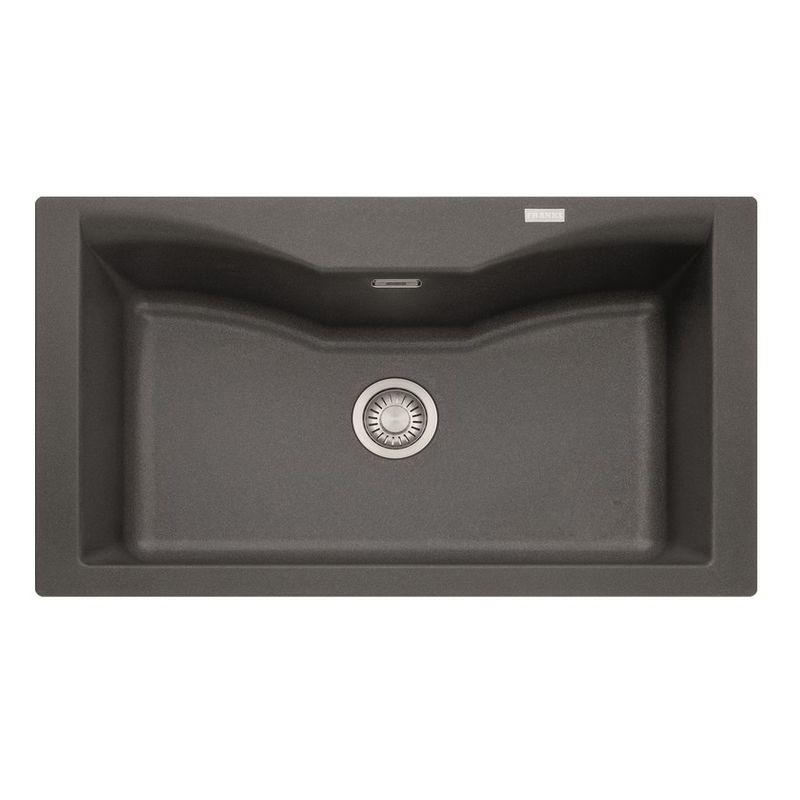 Кухонная мойка Franke Acquario ACG 610N графит jetdirect 610n eio print server j4169a for hp printer 1piece