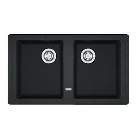 Кухонная мойка Franke Basis BFG 620 оникс цена
