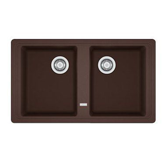 Кухонная мойка Franke Basis BFG 620 шоколад