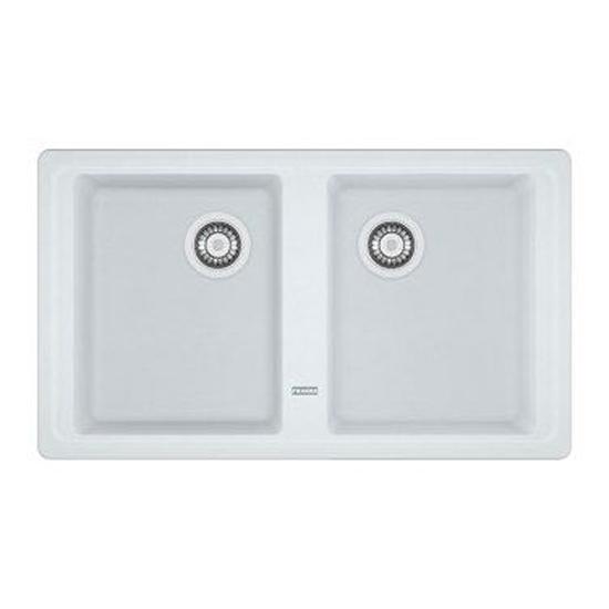Кухонная мойка Franke Basis BFG 620 белый sinix sinix 620 в
