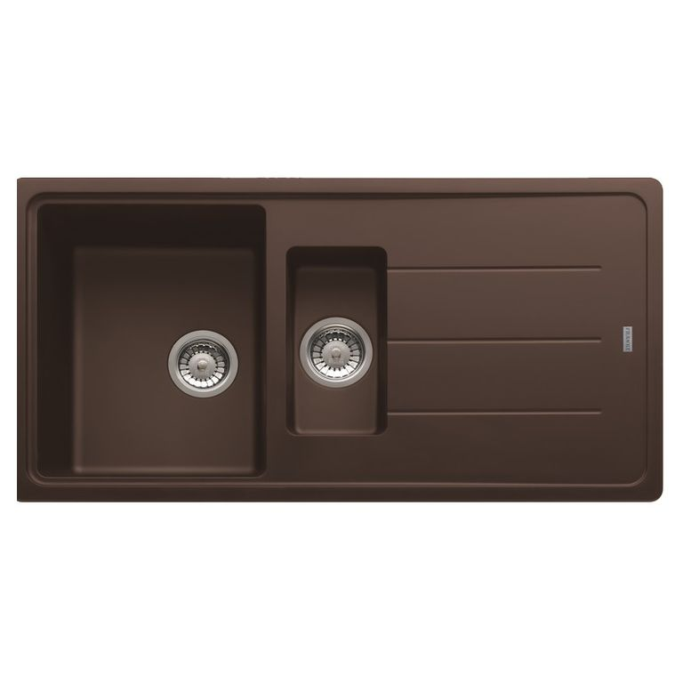 Кухонная мойка Franke Basis BFG 651-97 шоколад цена