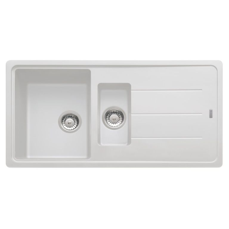 Кухонная мойка Franke Basis BFG 651-97 белый цена