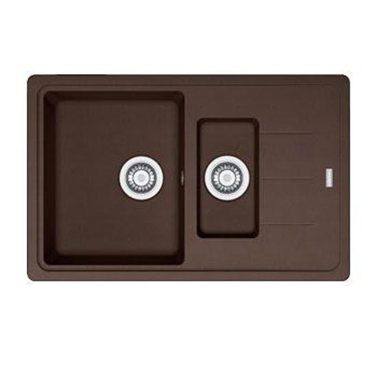 Кухонная мойка Franke Basis BFG 651-78 шоколад