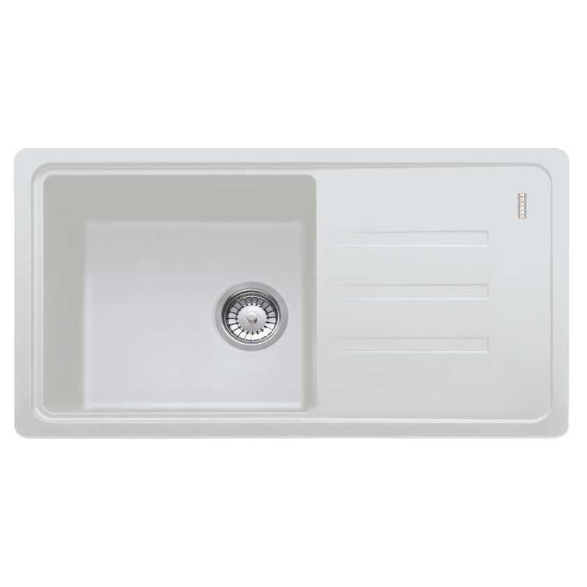 Кухонная мойка Franke Malta BSG 611-78 белый кухонная мойка franke bsg 611 78 бежевый 114 0391 204