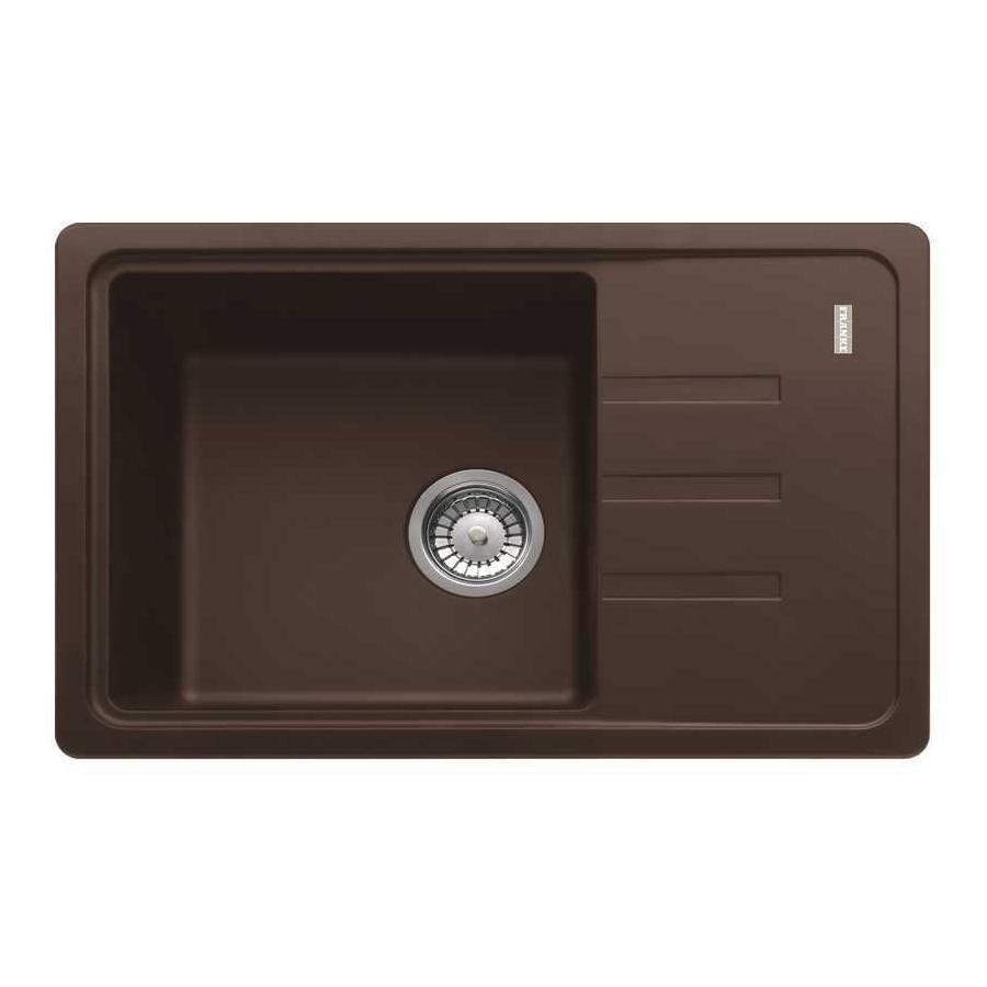 Кухонная мойка Franke Malta BSG 611-62 шоколад цена