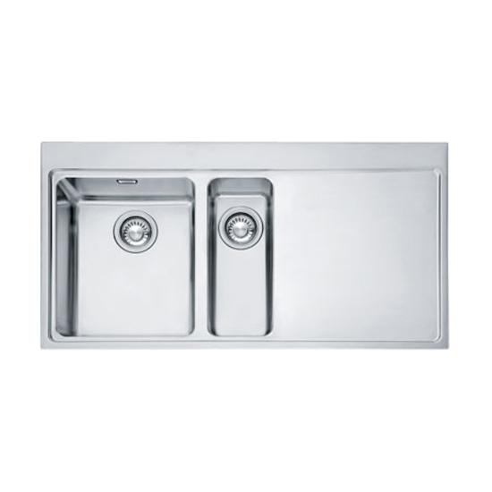 Кухонная мойка Franke Mythos MMX 251 чаша слева полированная franke anx 211 86 нерж сталь чаша слева