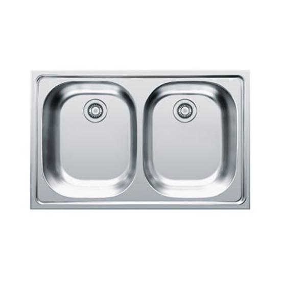 Кухонная мойка Franke Eurostar ETX 620-50 полированная цена