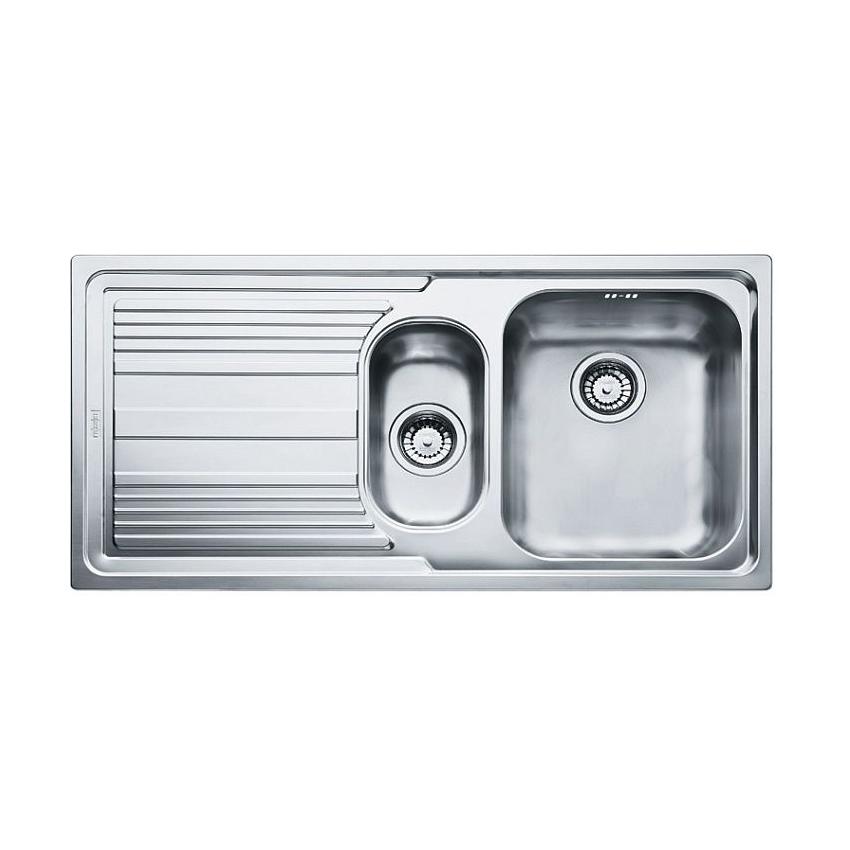 Кухонная мойка Franke Logica Line LLX 651 чаша справа полированная мойка franke cog 651 белая