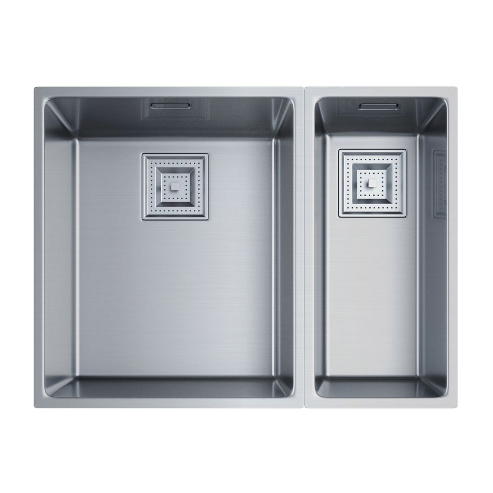 Кухонная мойка Franke Centinox CMX 160-34/17 полированная цена