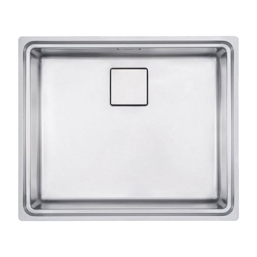 Кухонная мойка Franke Centinox CMX 110-50 полированная franke cmx 110 17 нерж сталь зеркальная