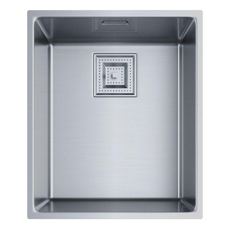 Кухонная мойка Franke Centinox CMX 110-34 полированная franke cmx 110 17 нерж сталь зеркальная