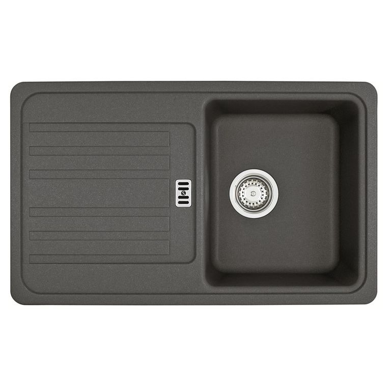 Кухонная мойка Franke Euroform EFG 614-78 графит franke efg 614 78 grey