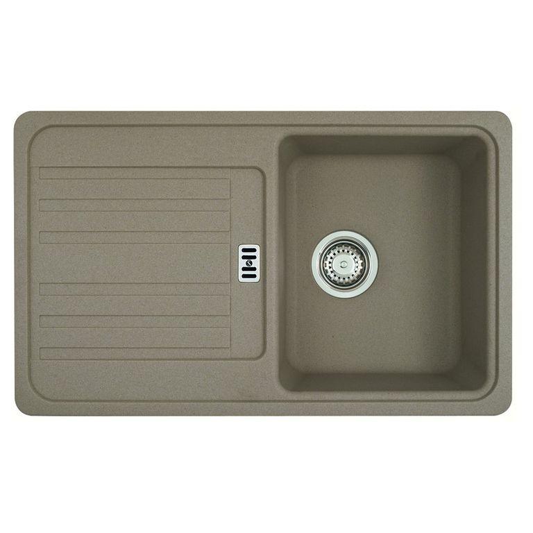 Кухонная мойка Franke Euroform EFG 614-78 миндаль franke efg 614 78 grey