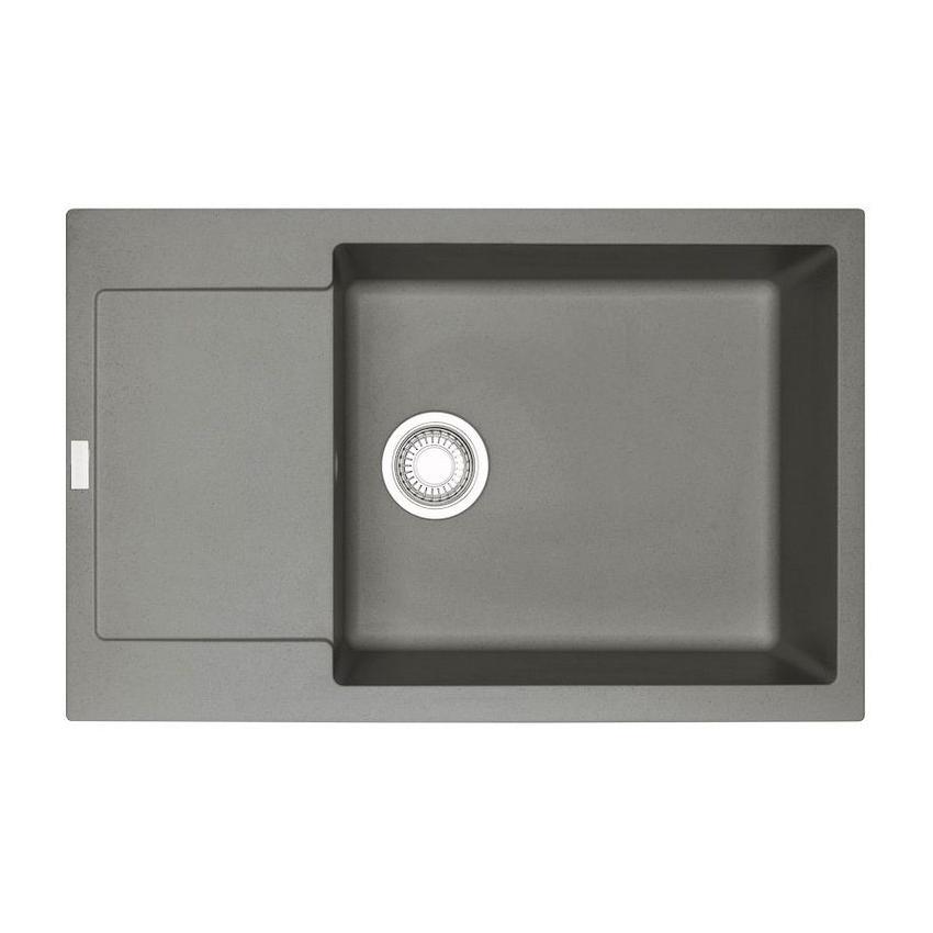 Кухонная мойка Franke Maris MRG 611D серый