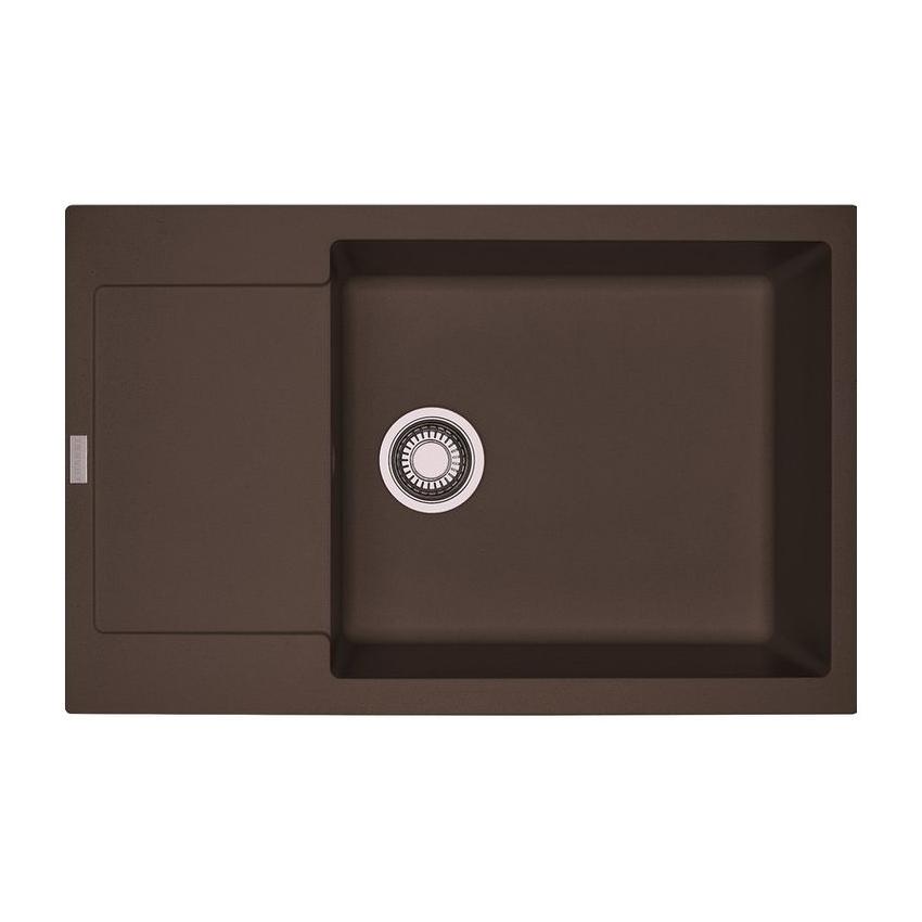Кухонная мойка Franke Maris MRG 611D шоколад