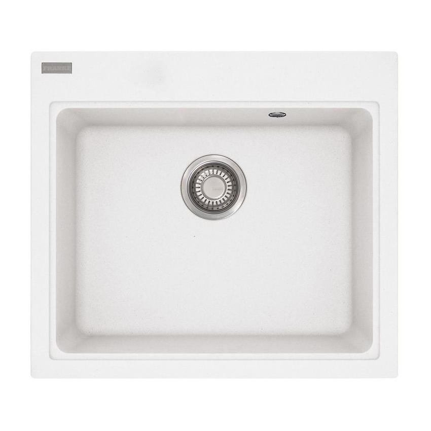 Кухонная мойка Franke Maris MRG 610-58 белый franke srg 610 белый