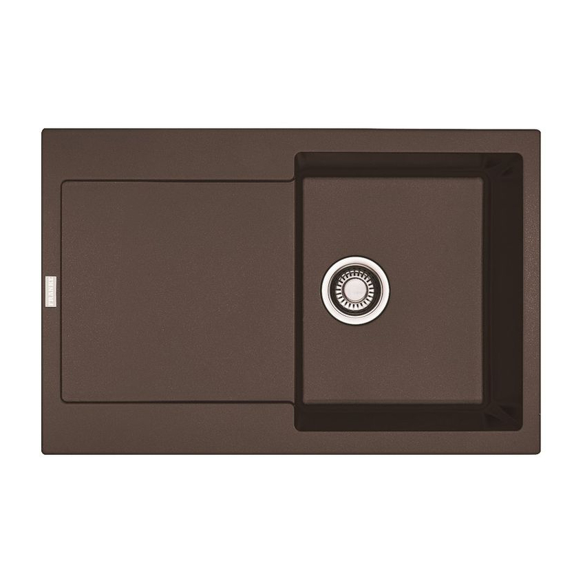 Кухонная мойка Franke Maris MRG 611-78 шоколад цена