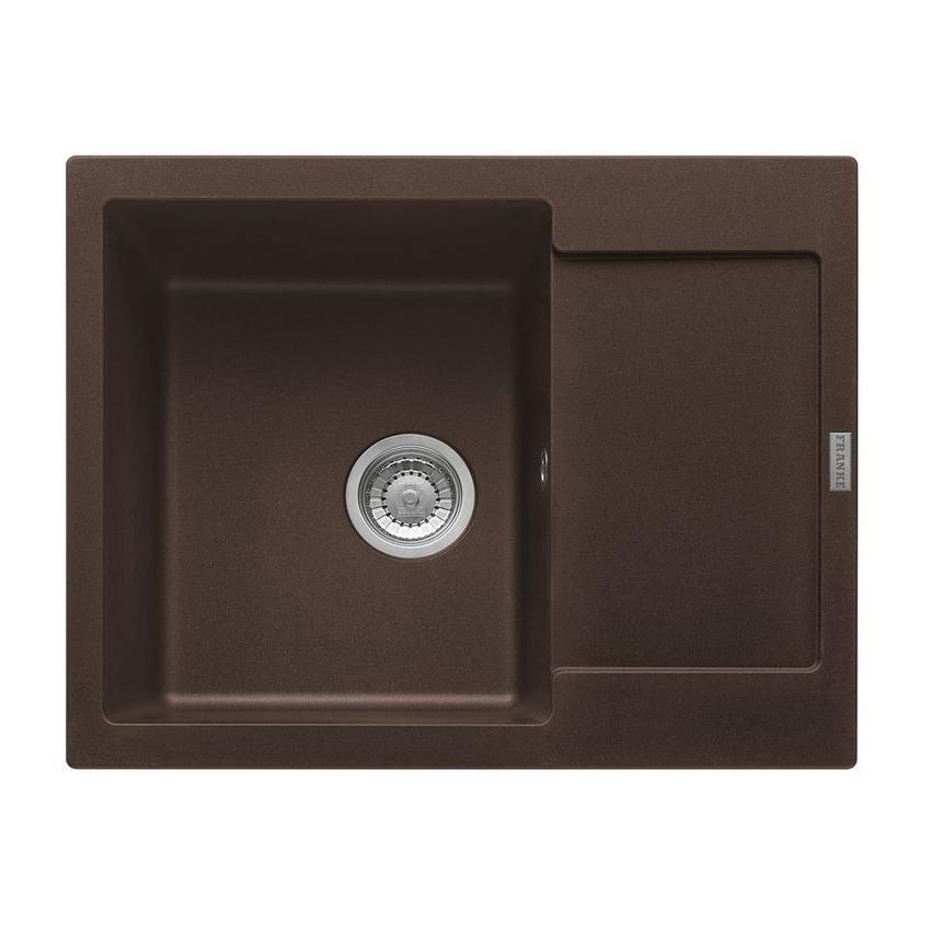 Кухонная мойка Franke Maris MRG 611С шоколад цена
