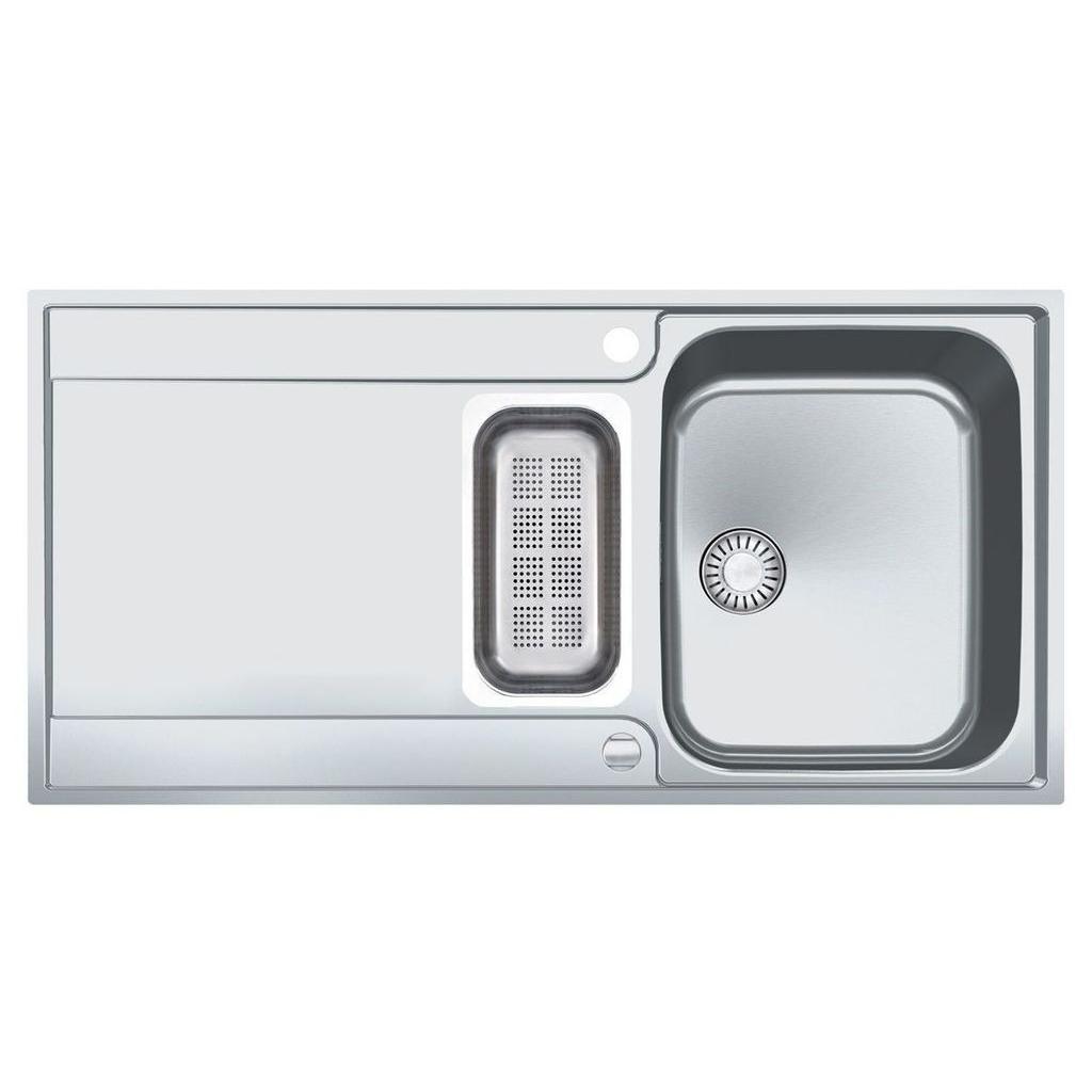 Кухонная мойка Franke Maris G MRX 251 G полированная