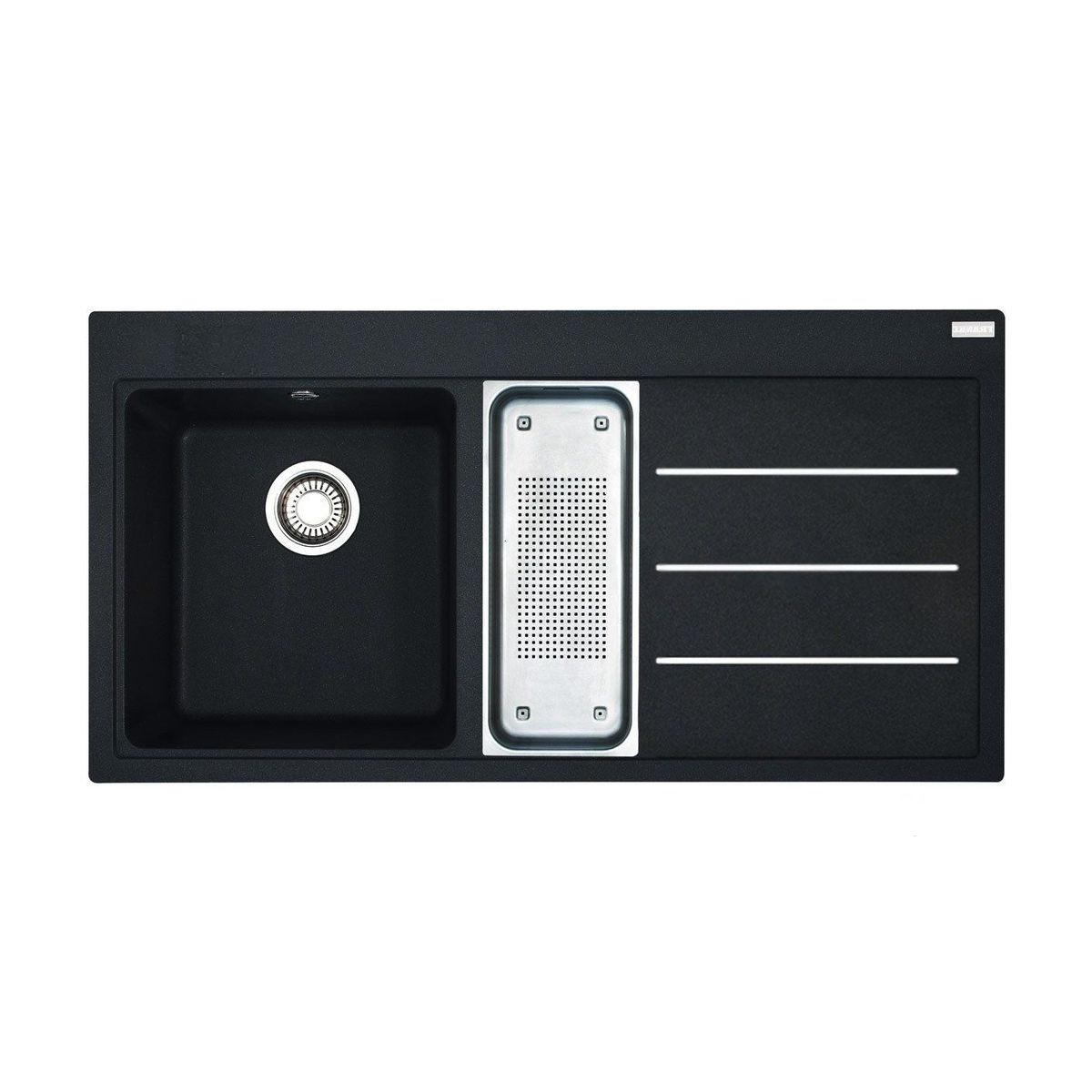 Кухонная мойка Franke Mythos Fusion MTF 651-100 левая оникс mythos mythos i
