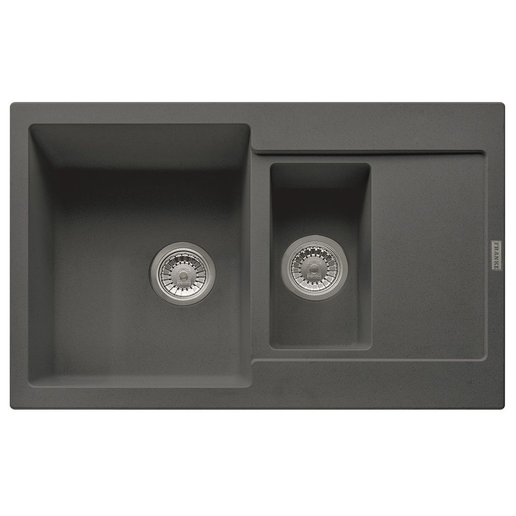 Кухонная мойка Franke Maris MRG 651-78 графит кухонная мойка franke mrg 651 78 оникс 114 0198 272