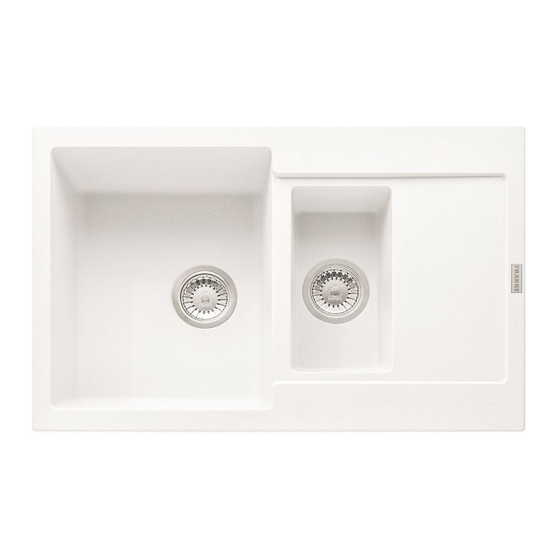 Кухонная мойка Franke Maris MRG 651-78 белый кухонная мойка franke mrg 651 78 оникс 114 0198 272