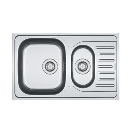Кухонная мойка Franke Polar PXN 651-78 матовая стилус polar pp001