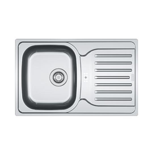 Кухонная мойка Franke Polar PXN 614-78 матовая стилус polar pp001
