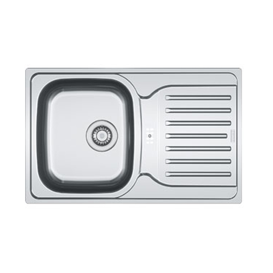 Кухонная мойка Franke Polar PXL 614-78 декор стилус polar pp001