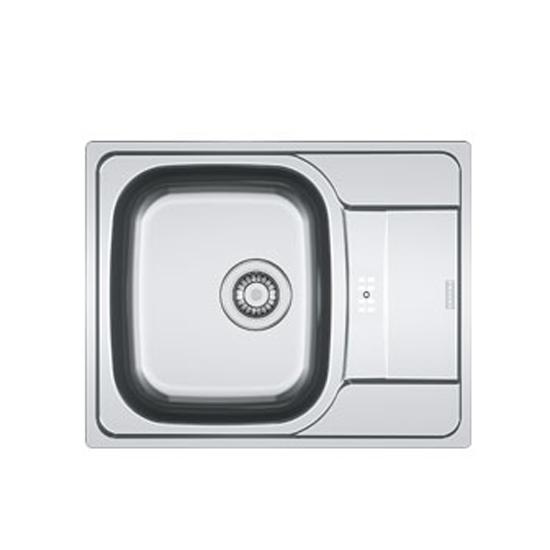 Кухонная мойка Franke Polar PXL 614-60 декор franke pxl 611 60 нерж сталь зеркальная