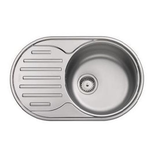 Кухонная мойка Franke Polar PXN 611-71 матовая стилус polar pp001
