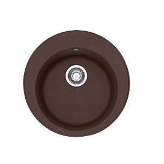 Кухонная мойка Franke Ronda ROG 610-41 шоколад мойка кухонная franke rog 610 41 оникс вент 114 0263 253