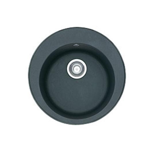 Кухонная мойка Franke Ronda ROG 610-41 графит мойка кухонная franke rog 610 41 оникс вент 114 0263 253
