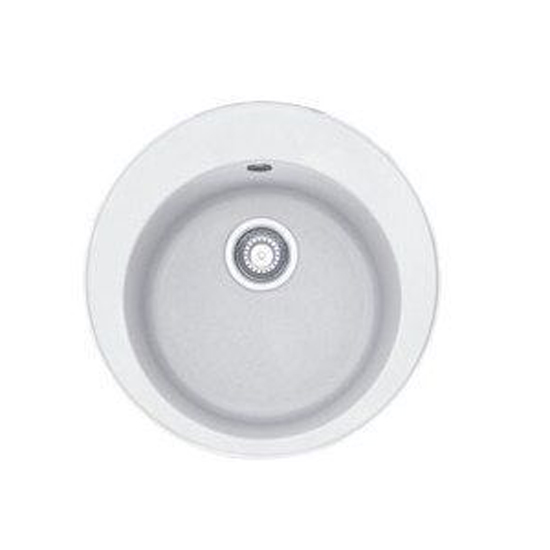 Кухонная мойка Franke Ronda ROG 610-41 белый мойка кухонная franke ronda rog 611 с ваниль 114 0296 610