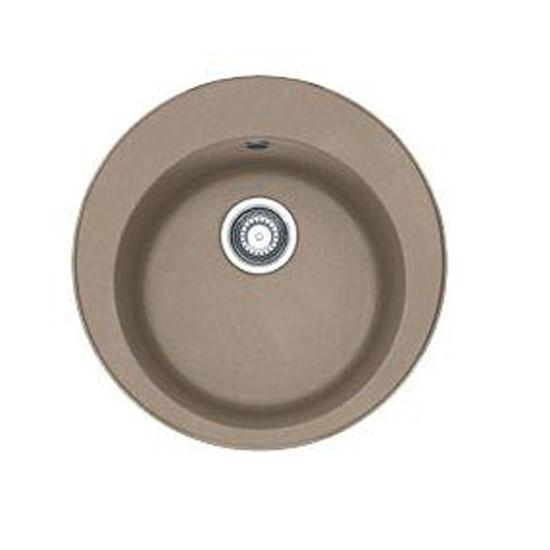 Кухонная мойка Franke Ronda ROG 610-41 миндаль мойка кухонная franke rog 610 41 оникс вент 114 0263 253