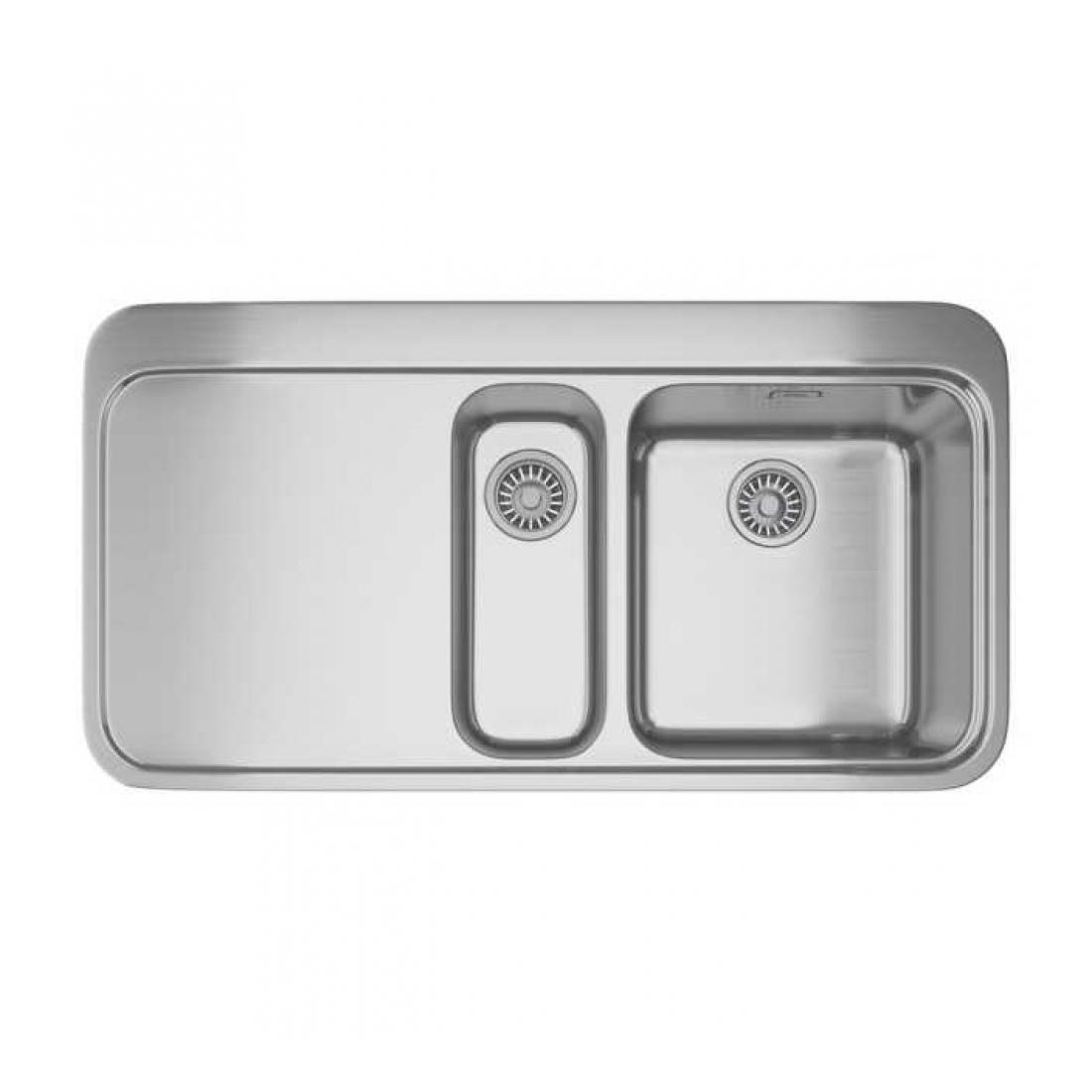 Кухонная мойка Franke Sinos SNX 251 чаша справа полированная franke snx 251 нерж сталь матовая