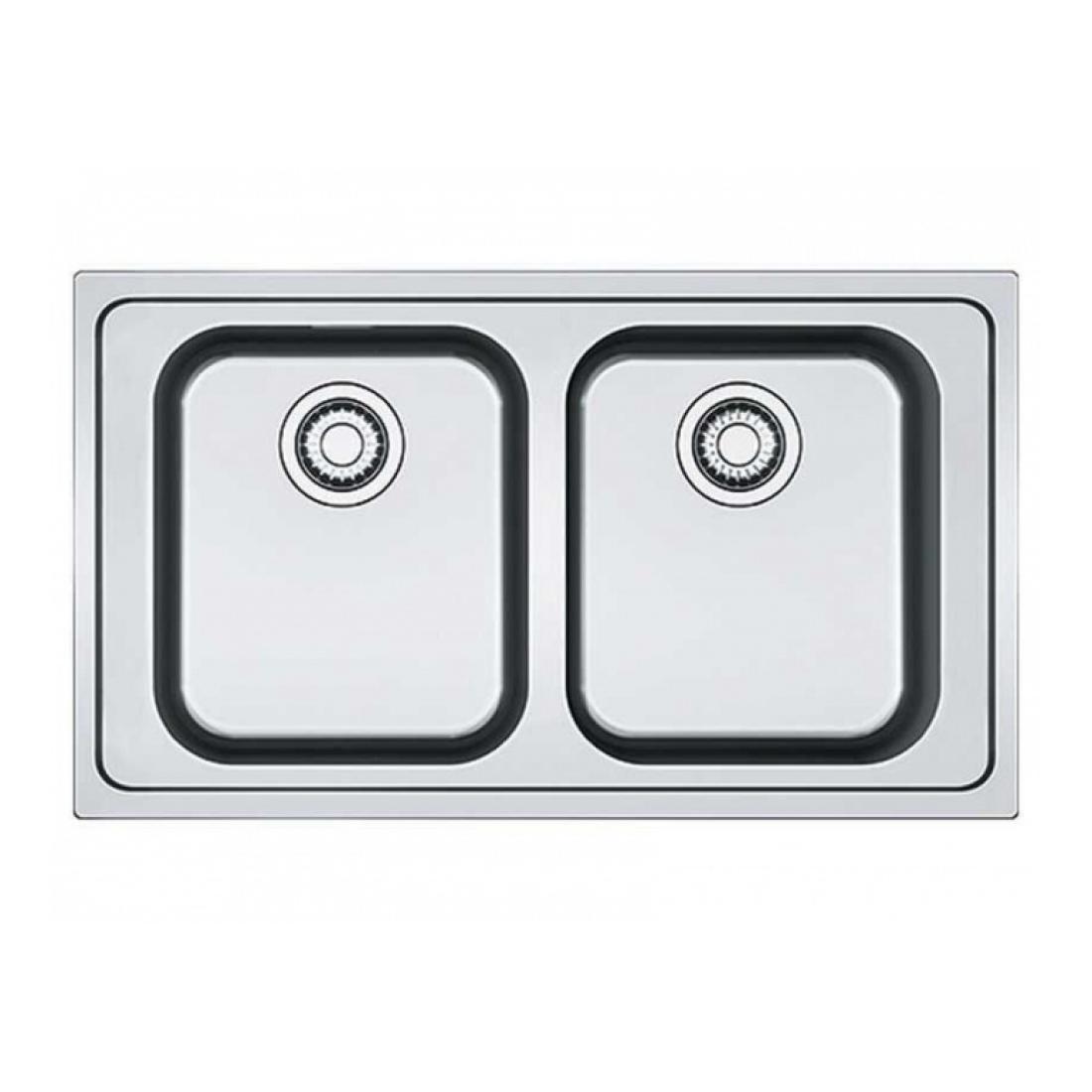 Кухонная мойка Franke Smart SRX 620 полированная цена