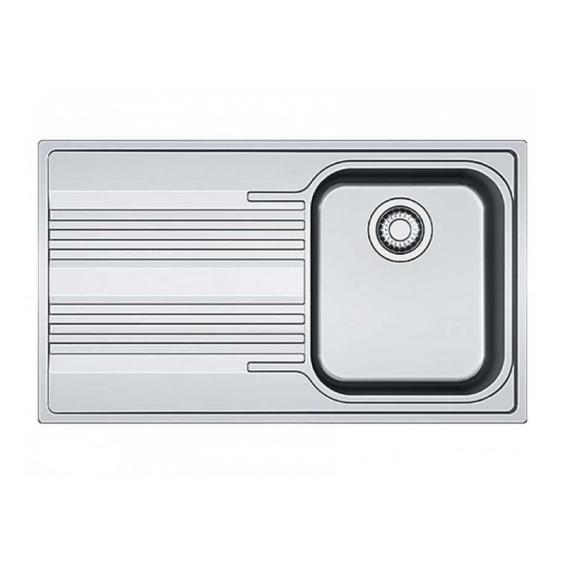Кухонная мойка Franke Smart SRX 611-86 полированная franke npx 6113 полированная сталь